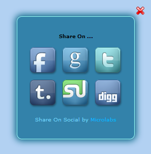 Bookmarklet | Share On Social
