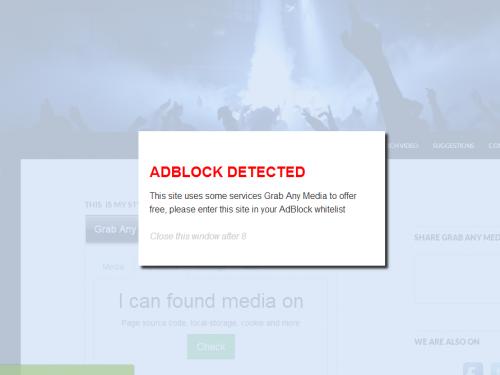 Anti ADBLOCK | come evitare che la vostra pubblicità venga bloccata