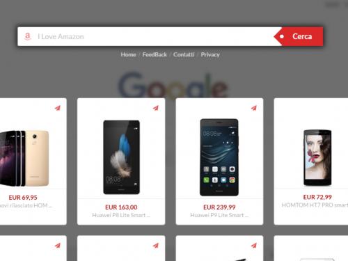 Estensione per Chrome e Opera Browser   I Love Amazon